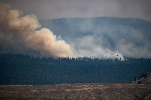 Doctors, air pollution experts forecast worsening health effects of wildfire smoke