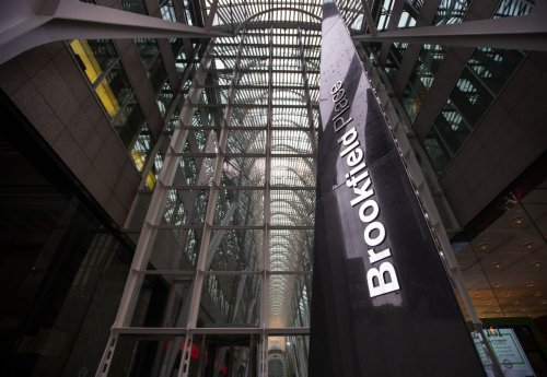 Brookfield sells stake in third Bay Adelaide tower in downtown Toronto