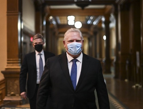 Opinion: With clownish incompetence, Ontario enacts a new, incomprehensible 'lockdown'