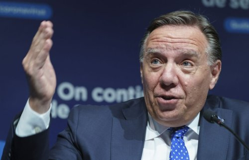 Opinion: François Legault withdraws an olive branch to Alberta