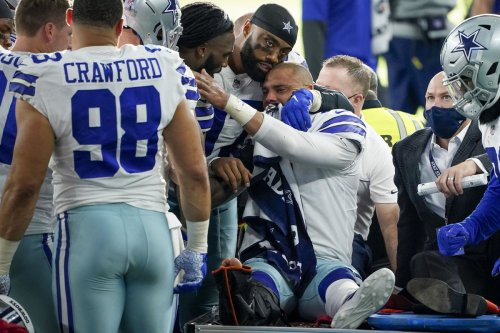 NFL Week 5: Dalton leads Cowboys past Giants after gruesome Prescott injury