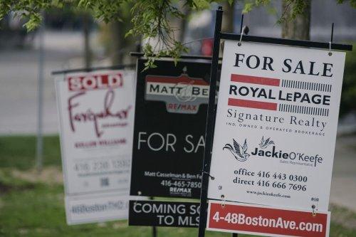Toronto realtors see a slackening of demand