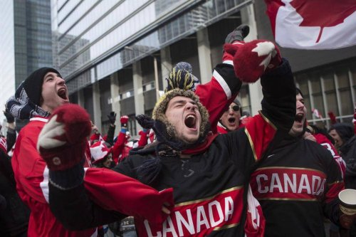 Canada captures hockey gold with shutout over Sweden