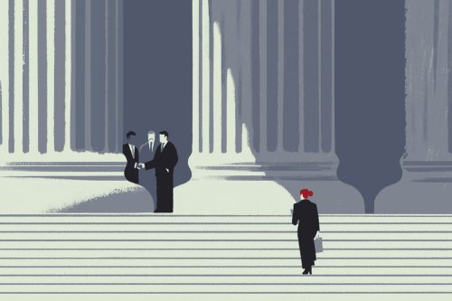 At Bay Street's top law firms, pay and power gaps are well-kept secrets – but women are struggling toward equity