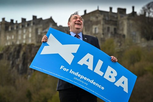 Alex Salmond is back, looking for a second shot at Scottish independence