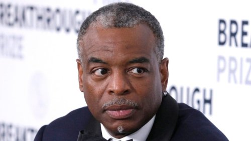 LeVar Burton pushes back against Meghan McCain on cancel culture on 'The View' - TheGrio
