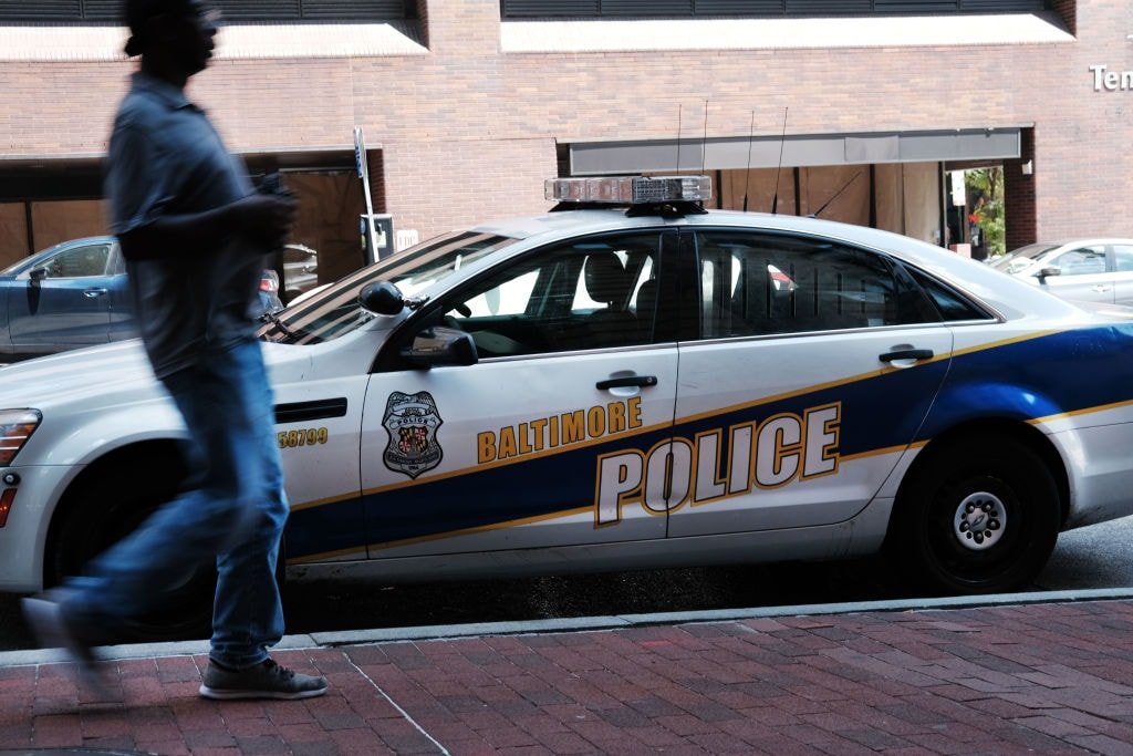 Baltimore illegally took partial police settlement from woman, judge says