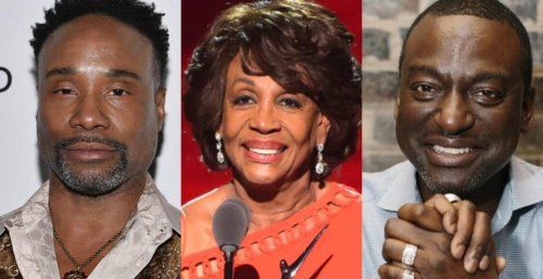Billy Porter, Maxine Waters & Dr. Yusef Salaam on theGrio's 'Juneteenth Live!'