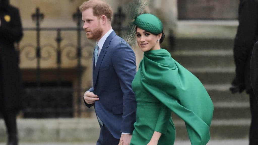 Harry and Meghan slammed for breaking 'royal neutrality' with latest video