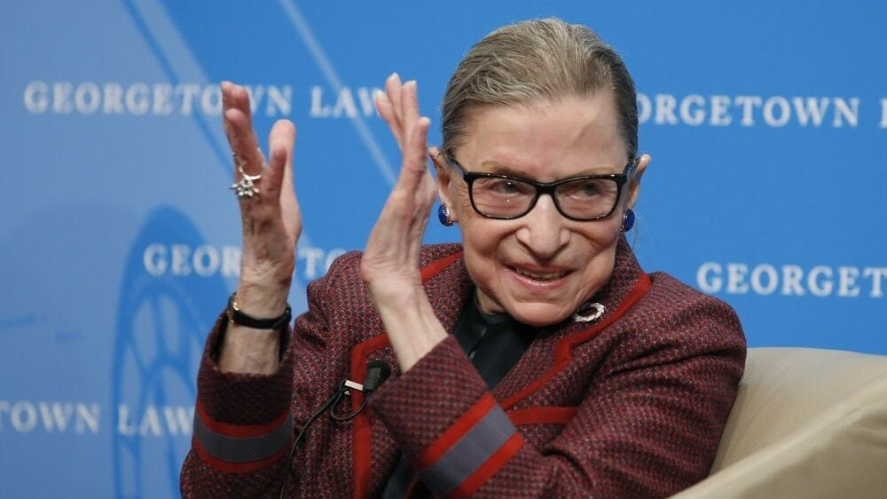 How Ginsburg's death could reshape the presidential campaign: 'a fight of epic proportions'