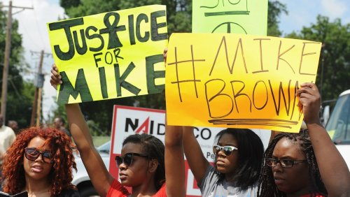 Why Mike Brown's father demands $20M from BLM