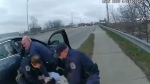 Michigan officer punches Black man in face repeatedly during traffic stop - TheGrio