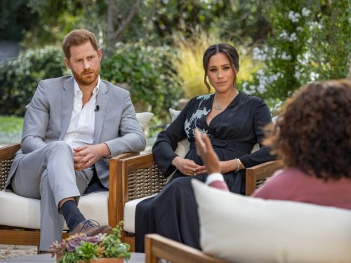 Prince Harry: Meghan let go of suicidal thoughts because it would be 'unfair' after Diana's death - TheGrio
