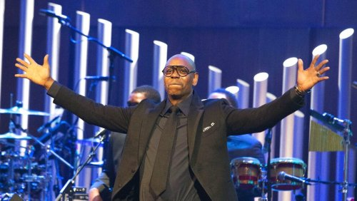 Boundary-pushing Dave Chappelle receives Mark Twain Award - TheGrio