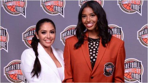 Vanessa Bryant reveals Natalia missed Kobe induction ceremony for prom