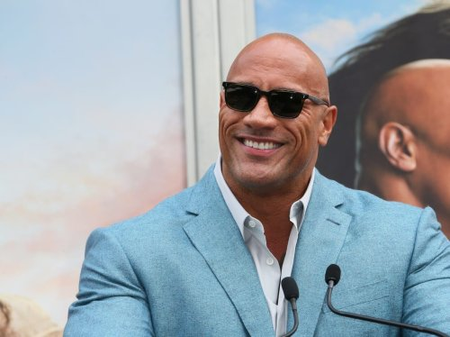 Dwayne Johnson reacts to poll saying many support presidential run