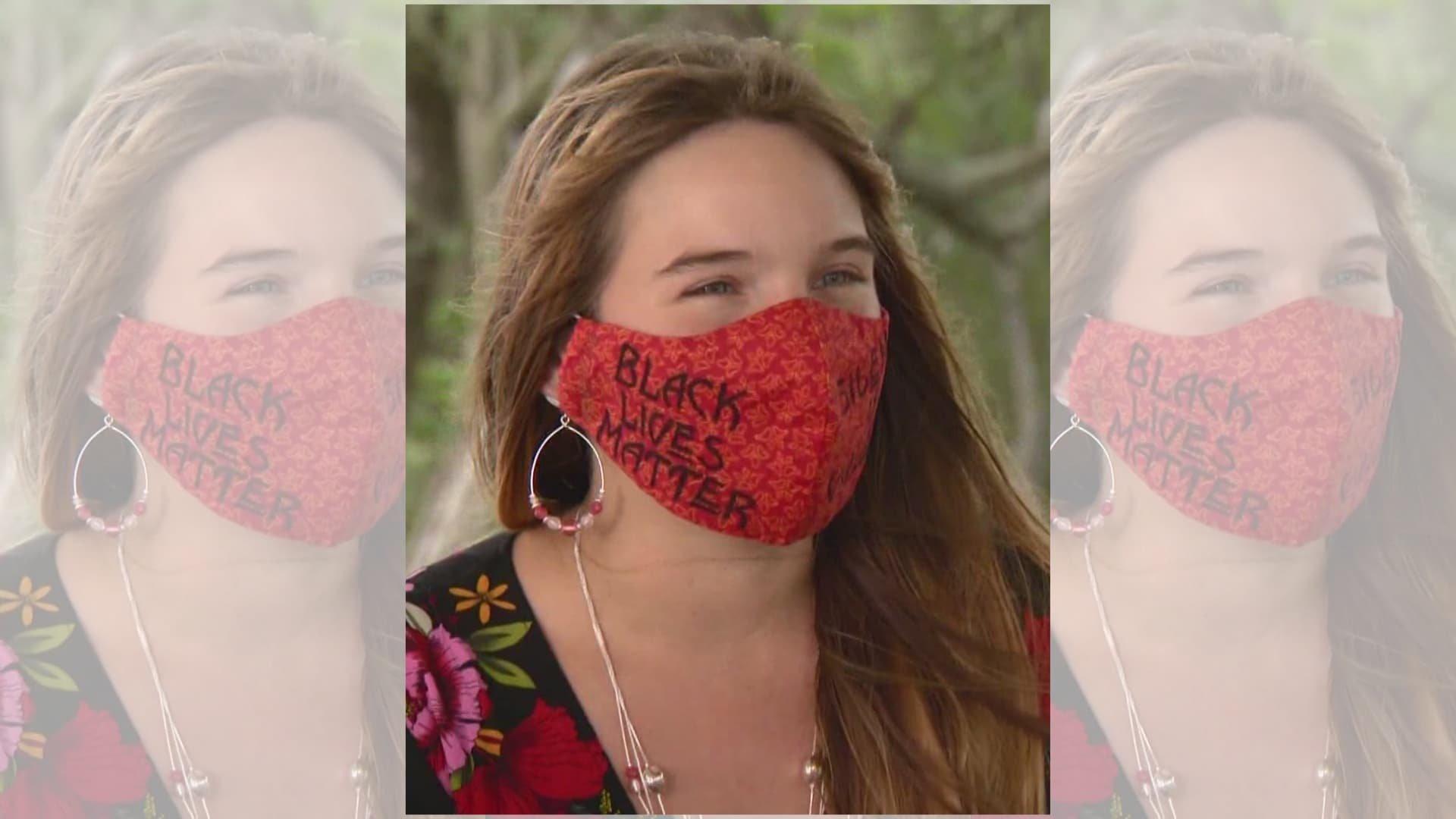 Texas teacher fired for refusing to stop wearing Black Lives Matter mask