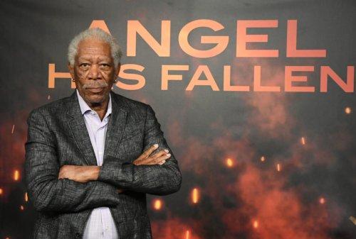 Morgan Freeman stars in new COVID Vaccine PSA: 'Get the vaccine'