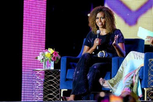 Michelle Obama rocks Mambacita line, praises Vanessa Bryant - TheGrio