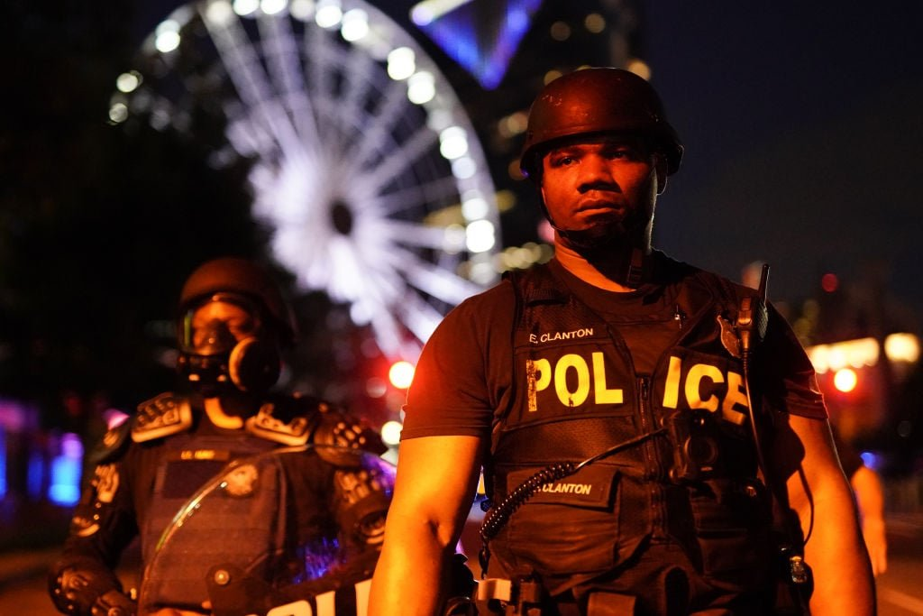 Ex-Atlanta cop on quitting over gentrification: It was 'a Mafia system'