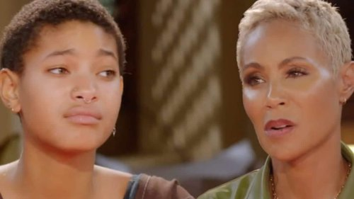 Willow Smith responds to Jada Pinkett Smith's 'entanglement' with August Alsina