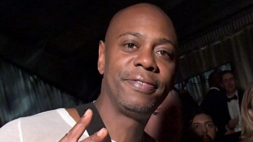 Dave Chappelle details 'dirty notes' celebs left for Trump administration