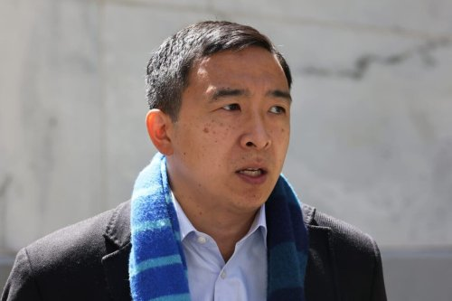 Andrew Yang goes 'Numb' when asked to name a Jay-Z song - TheGrio