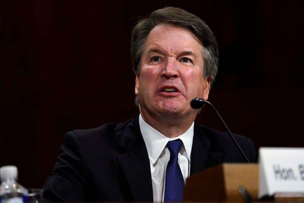 Kavanaugh calls out racism on the first day of the new Supreme Court term