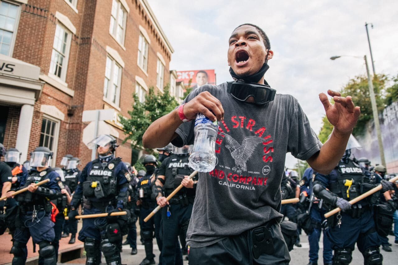 The U.S. reckoning on race, seen through other nations' eyes