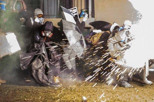 Minnesota shooting charging decision awaited, protests go on - TheGrio