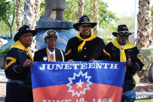 South Dakota the only state that does not recognize Juneteenth
