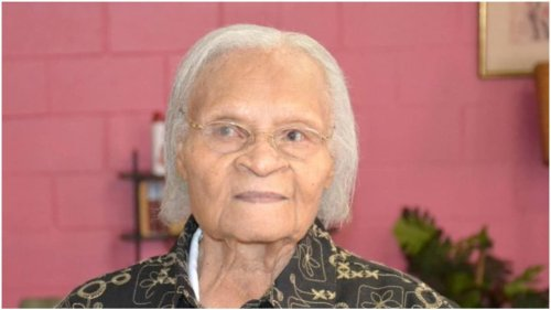 Oldest living Tulsa Massacre survivor celebrates 107th birthday