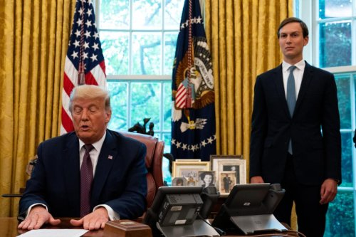 Jared Kushner, Melania Trump reportedly advise Trump to accept loss