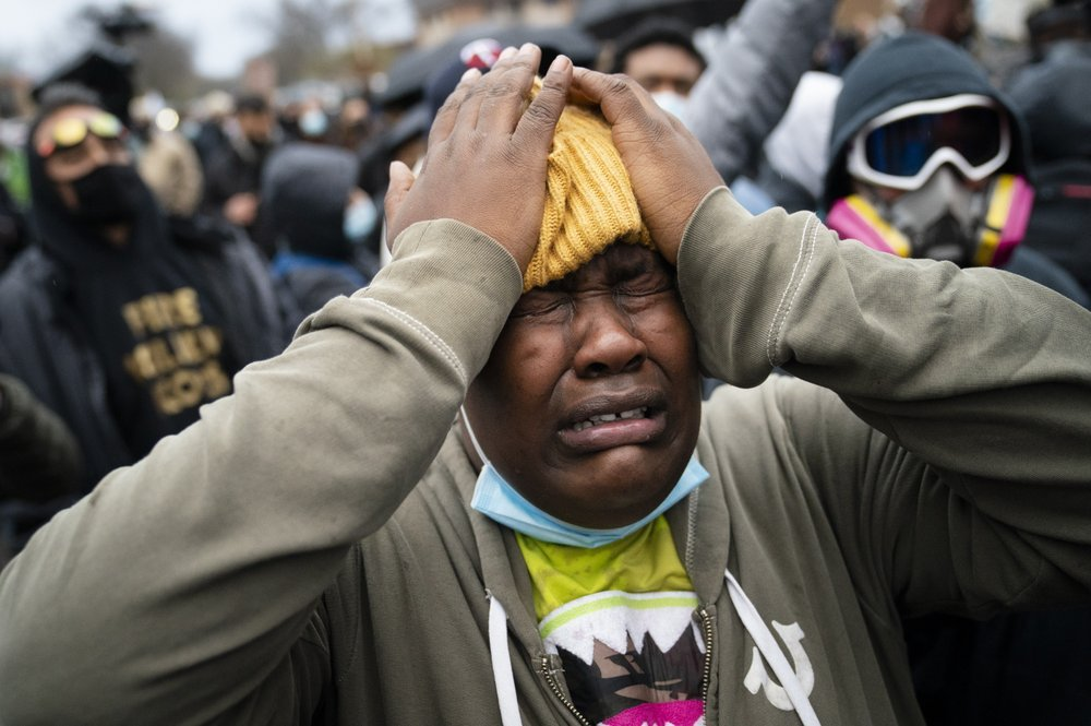 The insidious impact of police violence on Black mental health
