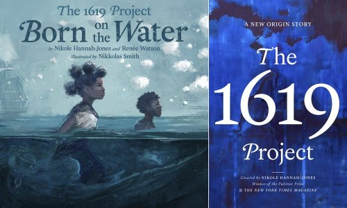 Two books based on '1619 Project' coming out in November - TheGrio