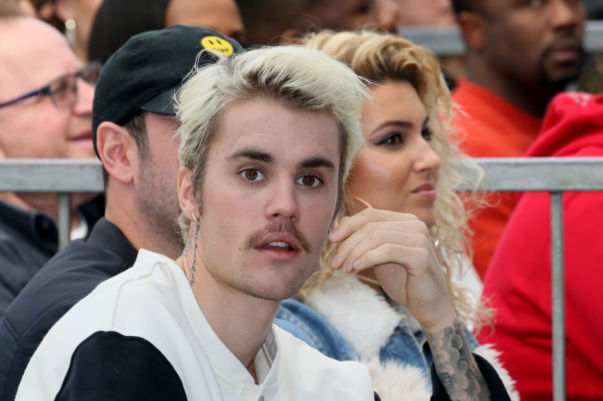 Justin Bieber facing backlash over album name, MLK quotes