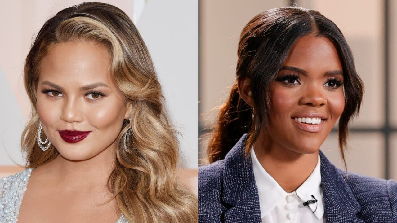 Candace Owens accused of hypocrisy for cancel Chrissy Teigen campaign