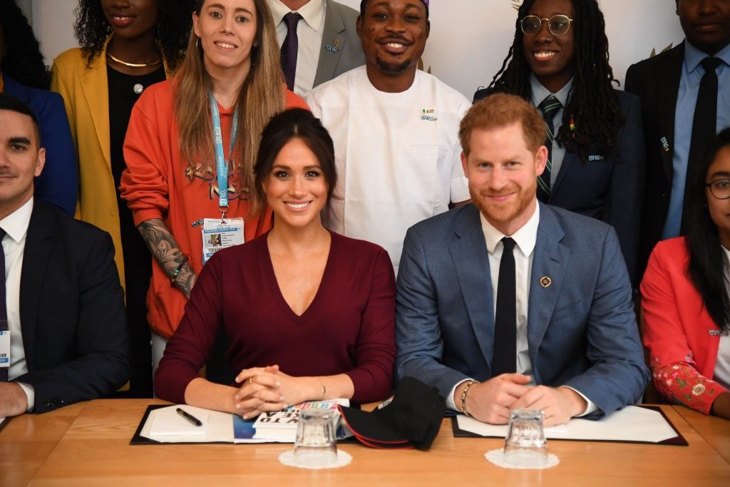 Harry and Meghan slammed for breaking 'royal neutrality' protocol by urging Americans to vote