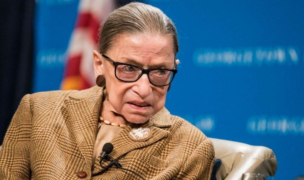 Supreme Court says Justice Ruth Bader Ginsburg has died