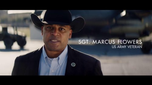 Marcus Flowers to run for Congress against Marjorie Taylor Greene - TheGrio