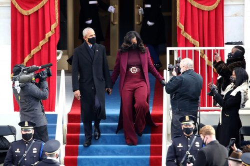 Michelle Obama explains why she, Barack spoke about 'hard times' in their marriage - TheGrio