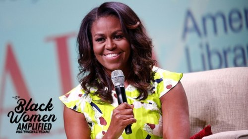 How Michelle Obama helped Black women be their authentic selves
