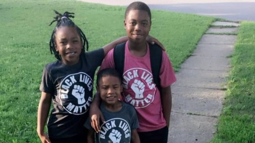Boys pulled out of class for BLM shirts in Oklahoma - TheGrio