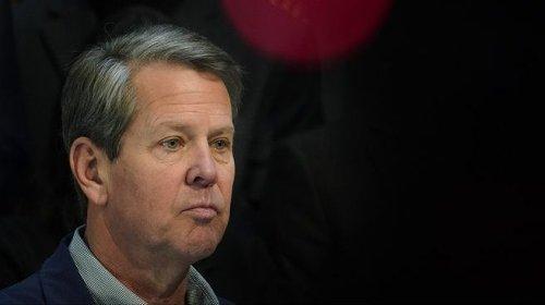 Georgia Gov. Brian Kemp says loss of All-Star game will hurt minorities