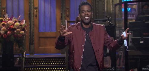 Chris Rock on Trump's coronavirus diagnosis: 'My heart goes out to COVID'