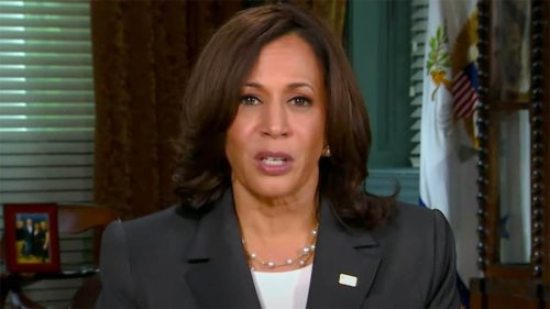Kamala Harris responds to Tim Scott's comments: She doesn't believe America is racist, but racism exists