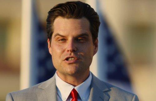 Rep. Matt Gaetz snorted cocaine with an escort, witnesses say - TheGrio