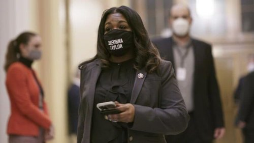 Rep. Cori Bush opens up on mistreatment, nearly losing two babies