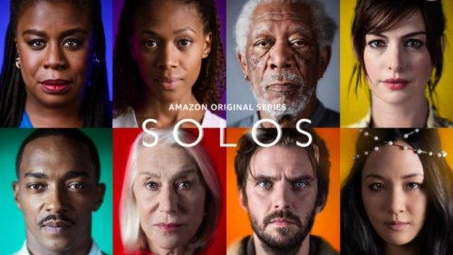 Morgan Freeman does the 'Nae Nae' in exclusive clip of new series 'Solos'
