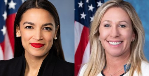 Rep. Greene harasses AOC, accuses of her supporting 'terrorists
